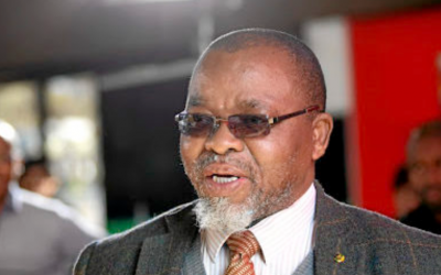 Interview with Minerals & Energy Minister Gwede Mantashe
